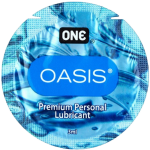 ONE Oasis Personal Lubricant PNG