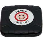 Keep Safe Sex Fun - Have a Safe Day Condom Compact