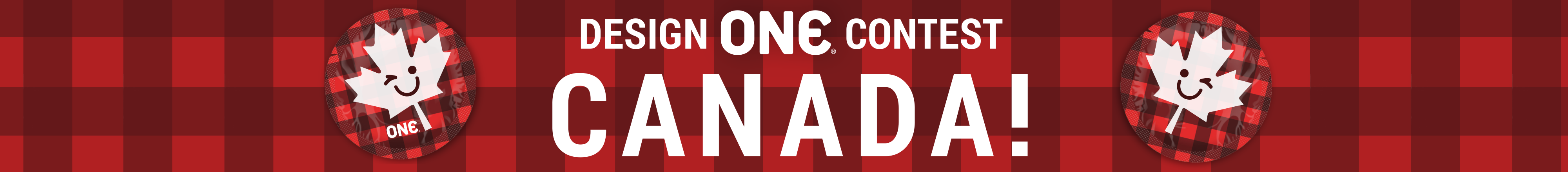 ONE Contest Red Bar Header2